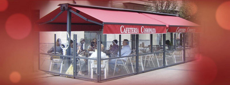 Toldos cerramientos policarbonato share the knownledge - Cortavientos terraza ...